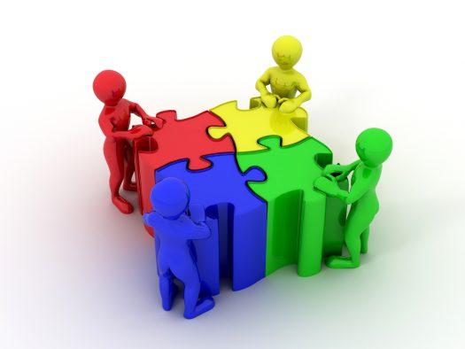 Samarbejde giver bedre løsninger